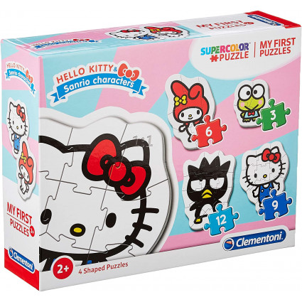 Puzzle Sanrio Characters