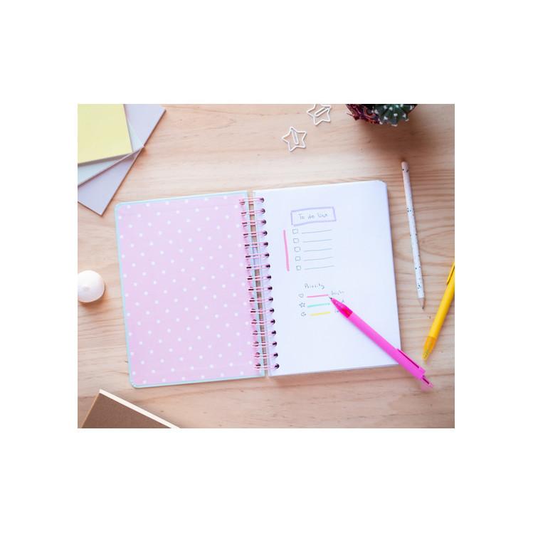 Orange dots washi tape