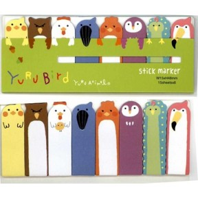Pos it Yuru bird