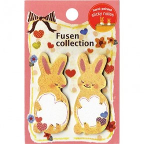 Sticky notes Fusen collection conejitos