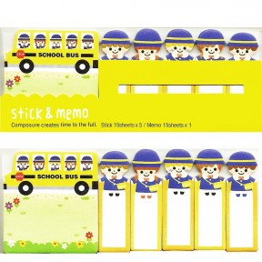 Post it autobus