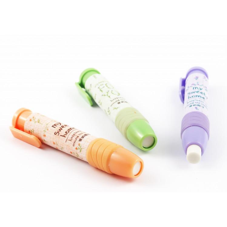 Corner stamp
