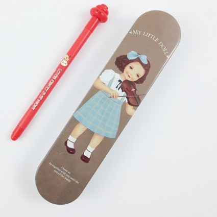 My little doll pencil case