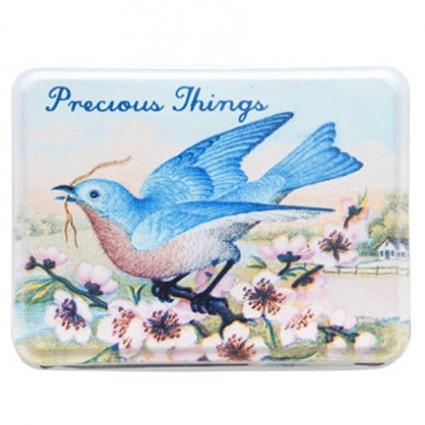 Precious things tin box