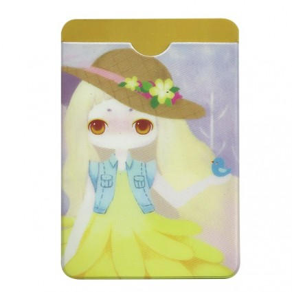 Fairy tale card holder