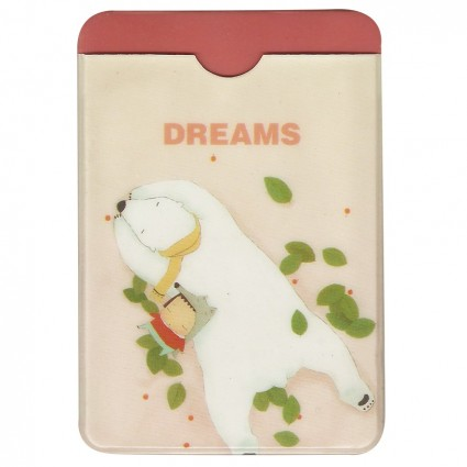 Dreams card holder