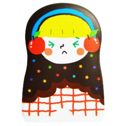 Russian doll card holder