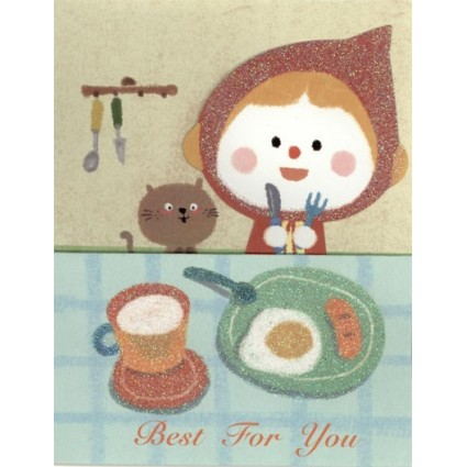 Best for you card