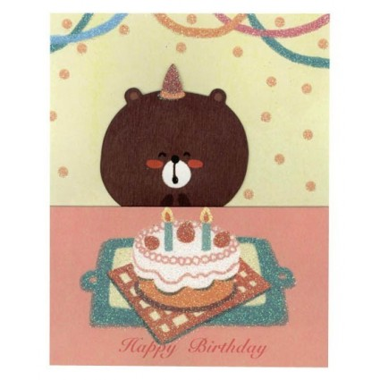 Happy bithday card
