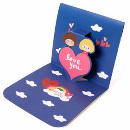 Love is you card