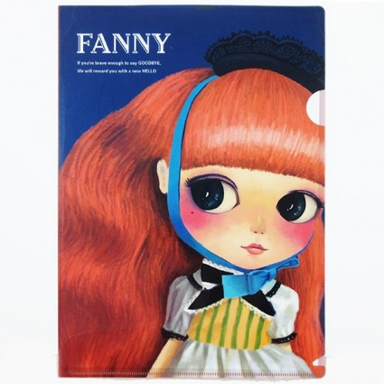 Fanny file folder