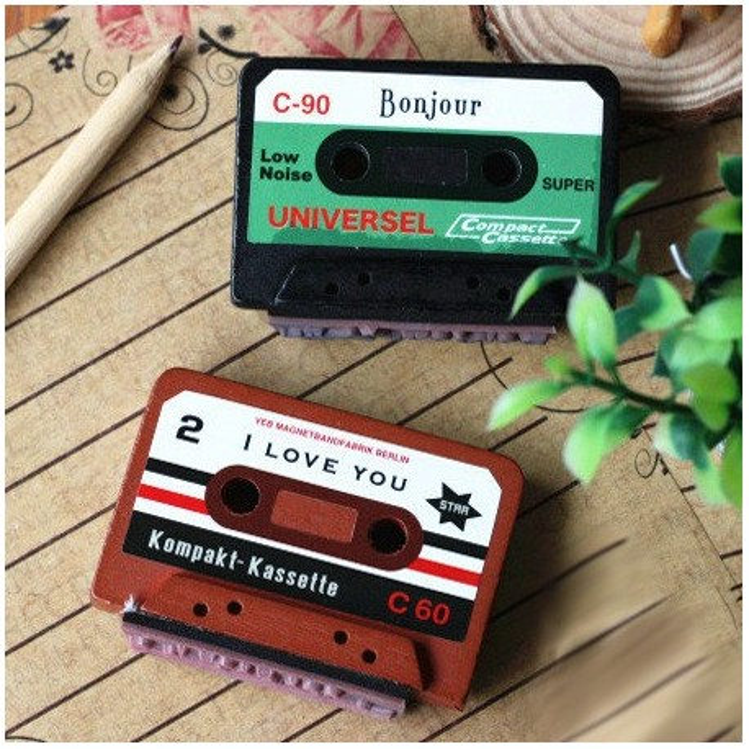 Cassette stamp