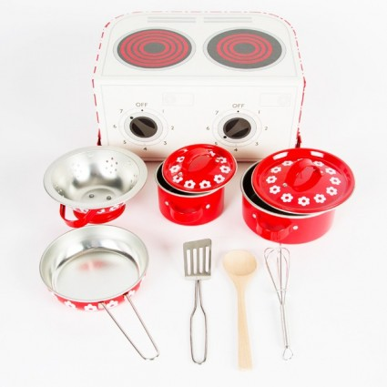 Kids cooking box set