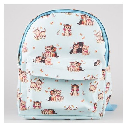 Kittens kids backpack