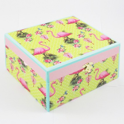 Cotton Candy jewellery box