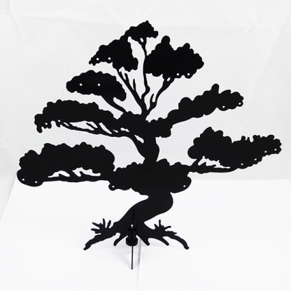 Bonsai jewellery holder