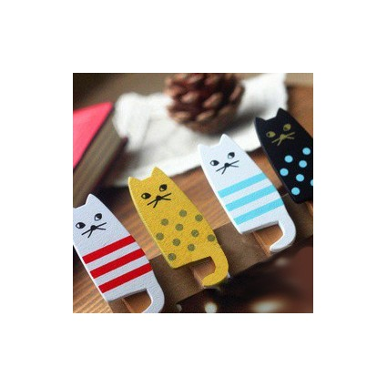 Cat clip set