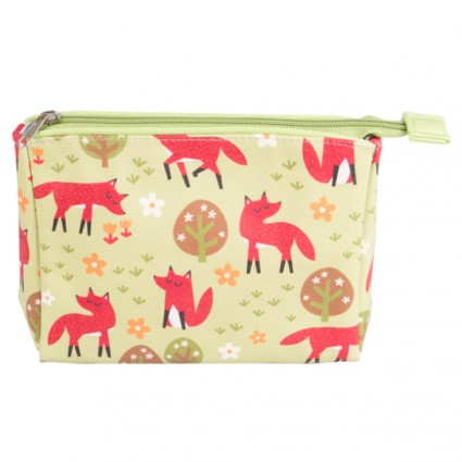 Fox toiletry bag