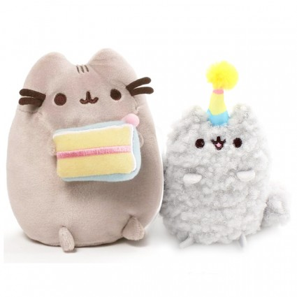 Pushed and Stormy birthday collector set