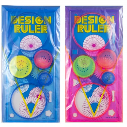 Design ruler set