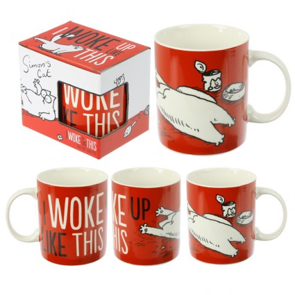 Taza Simon's Cat