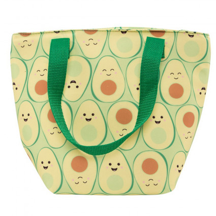 Avocado lunch bag