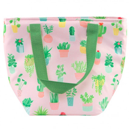 Cactus lunch bag