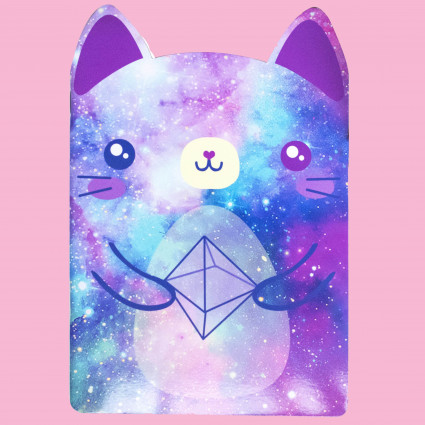 Cosmic cat note book