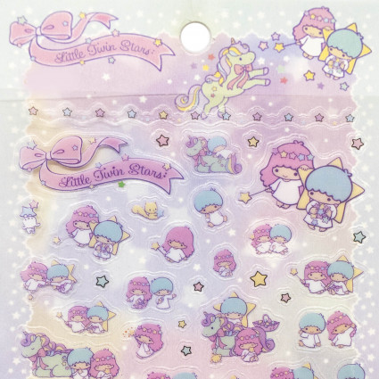 Littje twin stars stickers