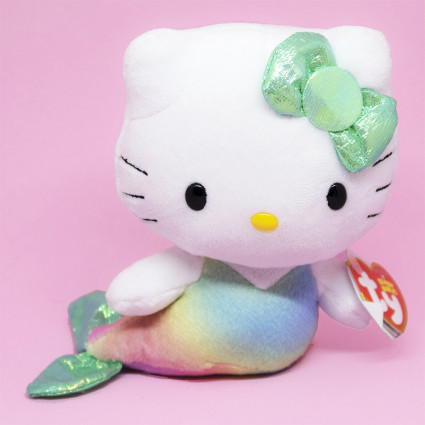 Peluche Hello Kitty sirena
