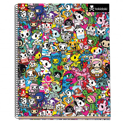 Tokidoki notebook