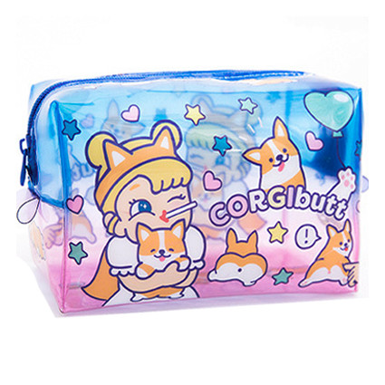Corgibut wash bag