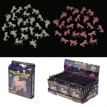 Unicorn light stiker set