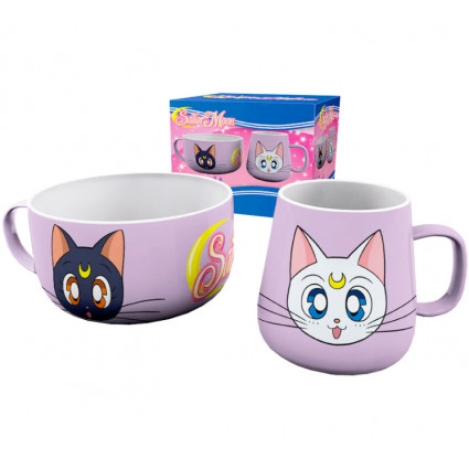 Sailor Moon breakfast set